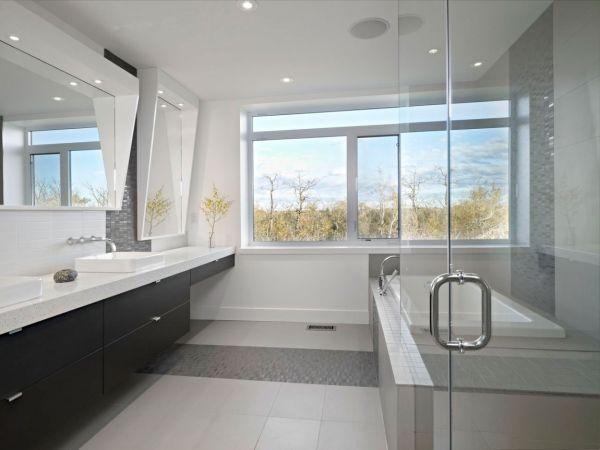 окно в ванную комнату