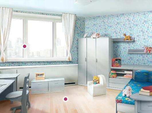 пвх окна в детску комнату