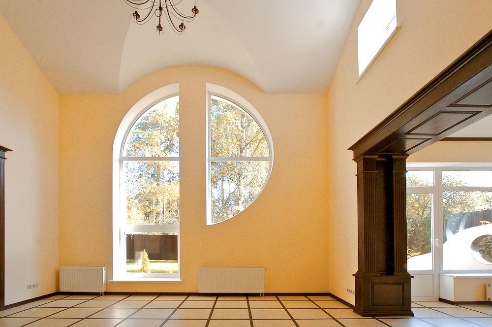 пластиковые окна для коридоров и прихожих